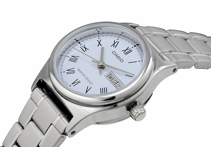 Đồng hồ Casio LTP-V006D-2BUDF giá rẻ, free thay pin trọn đời - Ảnh 2