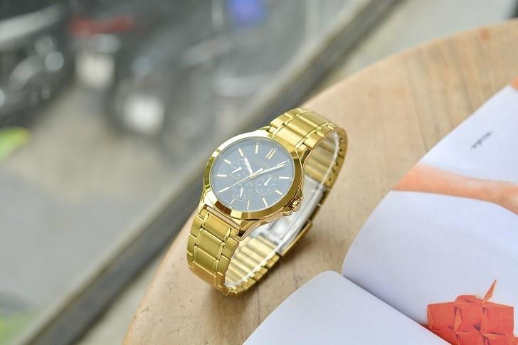 Đồng hồ nữ Casio LTP-V300G-1AUDF thay pin miễn phí trọn - Ảnh 2