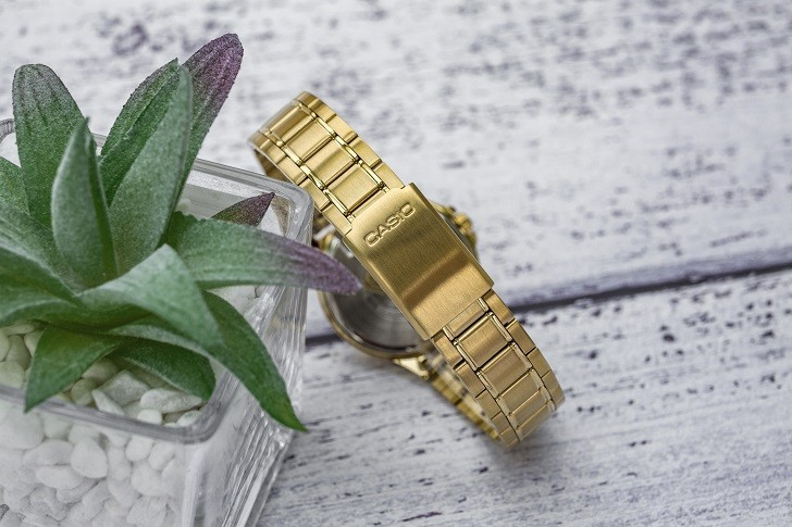 Đồng hồ nữ Casio LTP-V300G-1AUDF thay pin miễn phí trọn - Ảnh 6