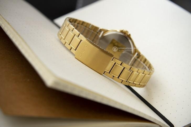Đồng hồ Casio LTP-V300G-9AUDF đa năng, mạ vàng sang trọng - Ảnh 4