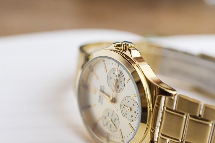 Đồng hồ Casio LTP-V300G-9AUDF đa năng, mạ vàng sang trọng - Ảnh 6