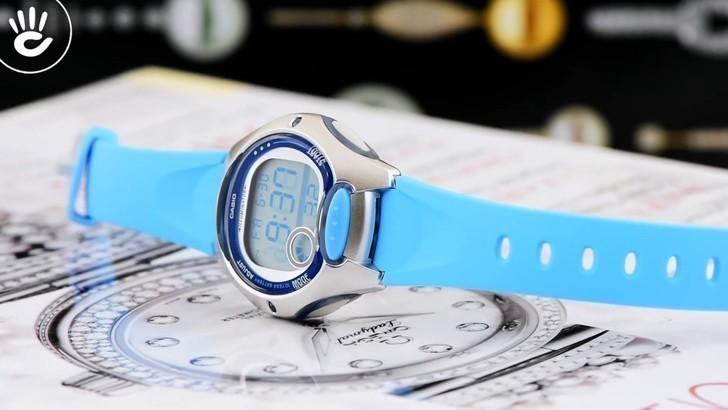 Đồng hồ nữ Casio LW-200-2BVDF giá rẻ, thay pin miễn phí - Ảnh 5