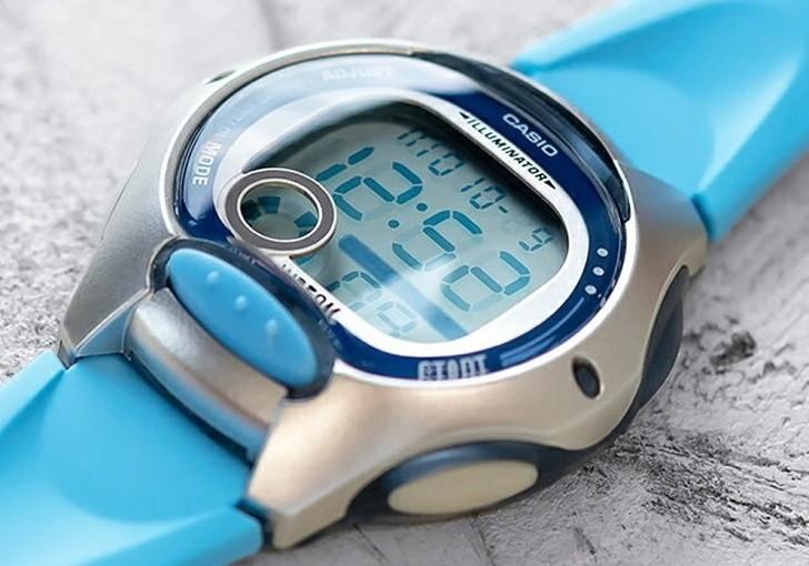 Đồng hồ nữ Casio LW-200-2BVDF giá rẻ, thay pin miễn phí - Ảnh 6