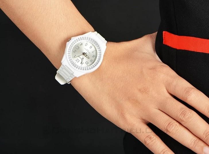 Đồng hồ Casio LX-500H-7B2VDF giá rẻ và thay pin miễn phí - Ảnh 2