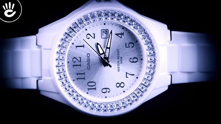 Đồng hồ Casio LX-500H-7B2VDF giá rẻ và thay pin miễn phí - Ảnh 6