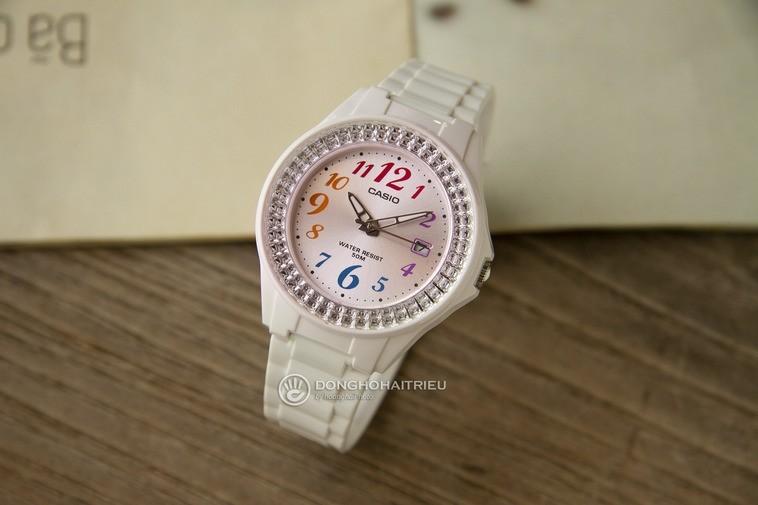 Đồng hồ Casio LX-500H-7BVDF giá rẻ, free thay pin trọn đời - Ảnh 2