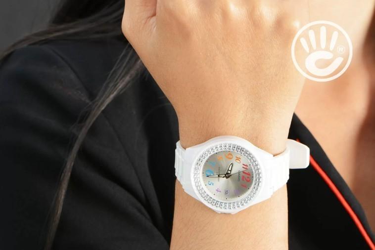 Đồng hồ Casio LX-500H-7BVDF giá rẻ, free thay pin trọn đời - Ảnh 3