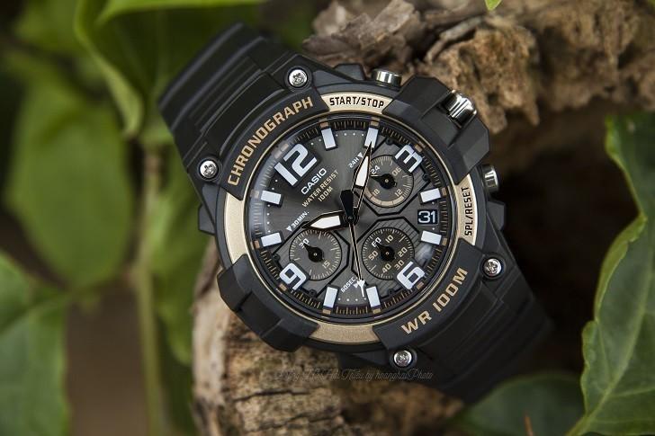 Đồng hồ Casio MCW-100H-9A2VDF giá rẻ, thay pin miễn phí - Ảnh 1
