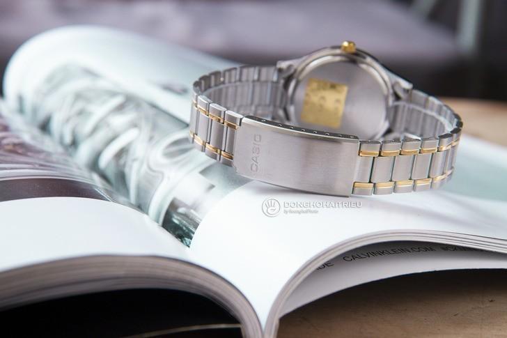 Đồng hồ Casio MTP-1128G-7BRDF giá rẻ, thay pin miễn phí - Ảnh 4
