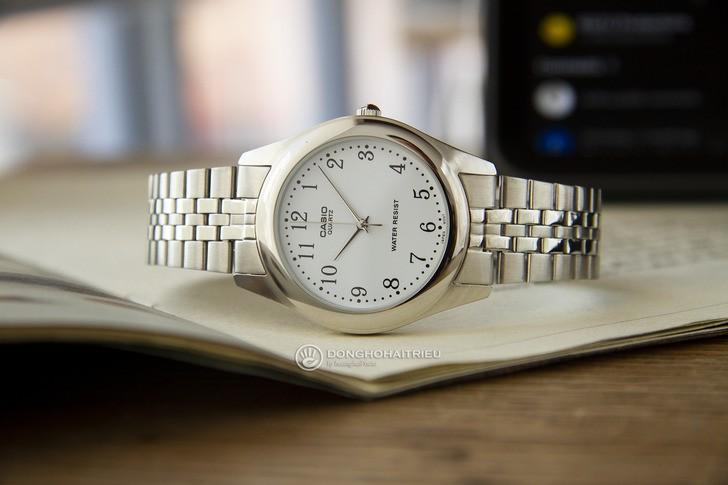 Đồng hồ Casio MTP-1129A-7BRDF giá rẻ, thay pin miễn phí - Ảnh 1
