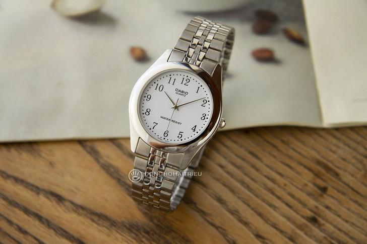 Đồng hồ Casio MTP-1129A-7BRDF giá rẻ, thay pin miễn phí - Ảnh 2