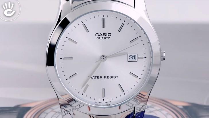 Đồng hồ Casio MTP-1141A-7ARDF giá rẻ, thay pin miễn phí - Ảnh 3