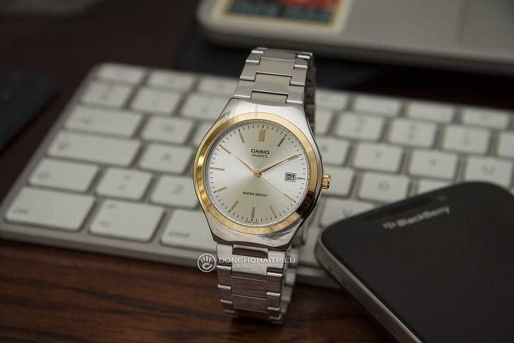 Đồng hồ Casio MTP-1170G-7ARDF giá rẻ, thay pin miễn phí - Ảnh 1