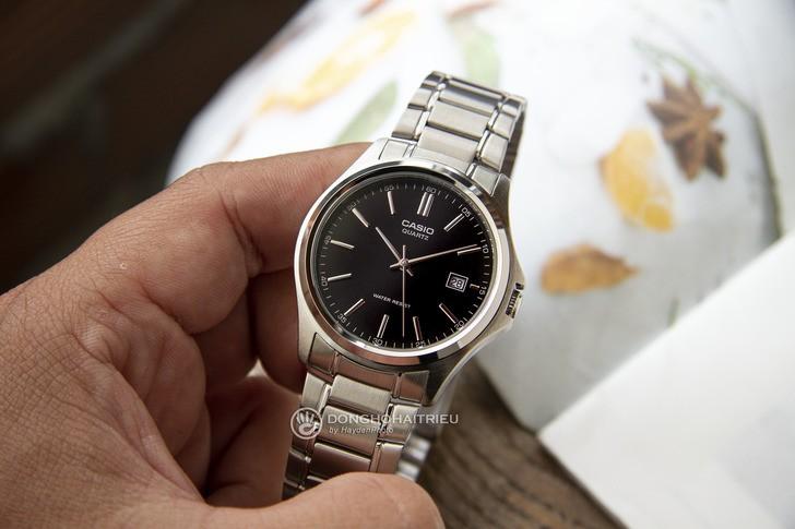 Đồng hồ Casio MTP-1183A-1ADF: Vẻ đẹp giản dị với mức giá rẻ - Ảnh 2