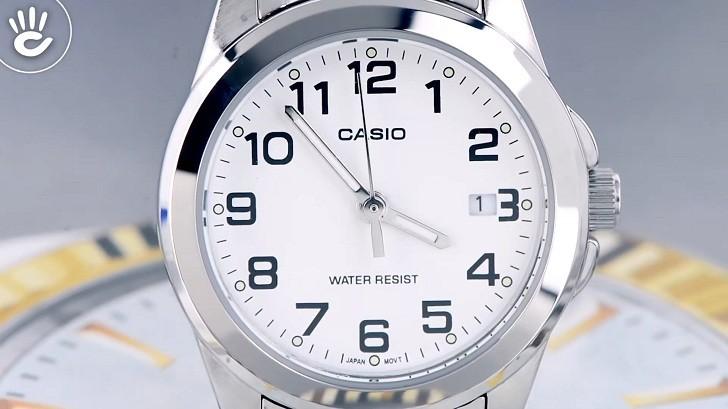 Đồng hồ Casio MTP-1215A-7B2DF giá tốt thay pin miễn phí - Ảnh 5