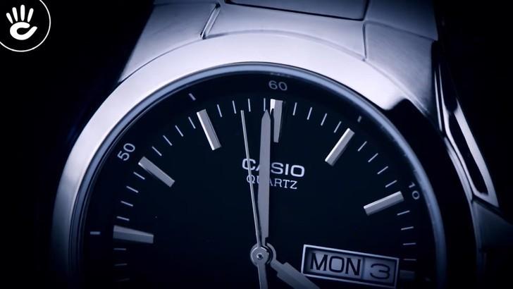 Đồng hồ Casio MTP-1228D-1AVDF giá rẻ, thay pin miễn phí - Ảnh 2