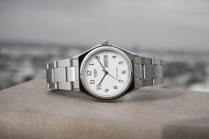 Đồng hồ nam Casio MTP-1240D-7BDF giá rẻ, thay pin miễn phí - Ảnh 1