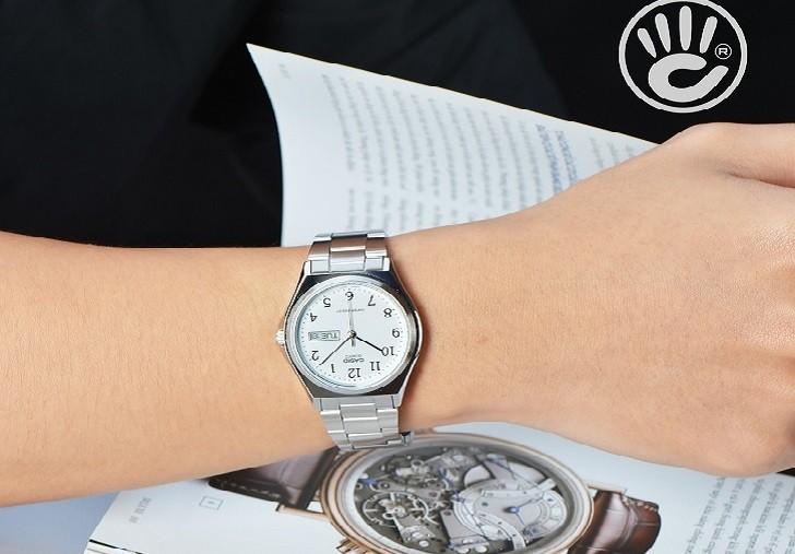 Đồng hồ nam Casio MTP-1240D-7BDF giá rẻ, thay pin miễn phí - Ảnh 2