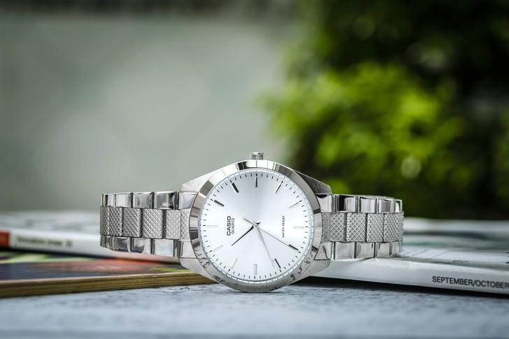 Đồng hồ nam Casio MTP-1274D-7ADF giá rẻ, thay pin miễn phí - Ảnh 3