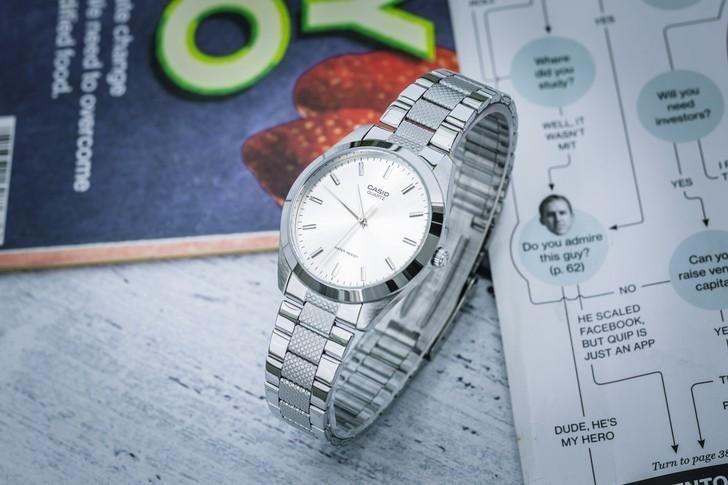 Đồng hồ nam Casio MTP-1274D-7ADF giá rẻ, thay pin miễn phí - Ảnh 4