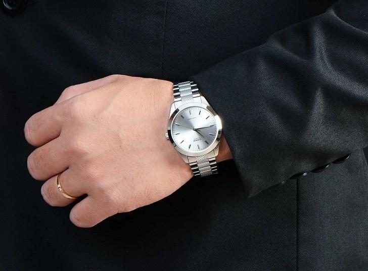 Đồng hồ nam Casio MTP-1274D-7ADF giá rẻ, thay pin miễn phí - Ảnh 2