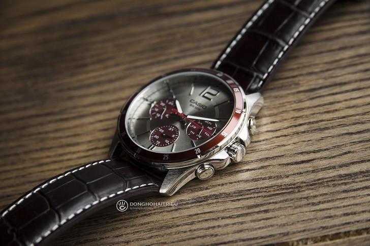 Đồng hồ Casio MTP-1374L-7A1VDF giá rẻ, thay pin miễn phí - Ảnh 2