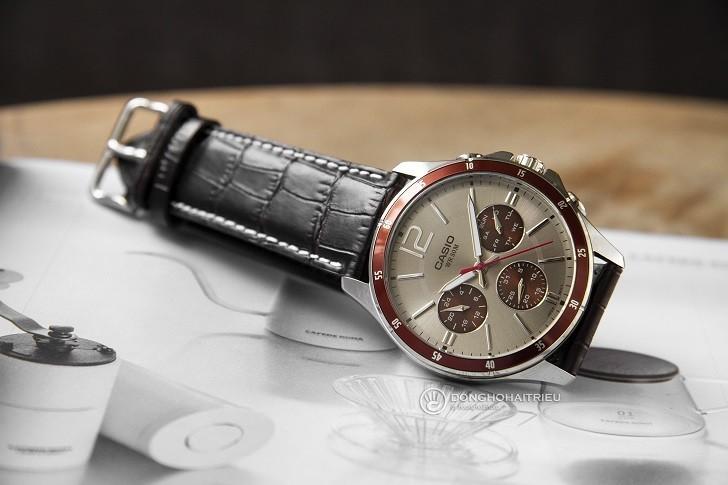 Đồng hồ Casio MTP-1374L-7A1VDF giá rẻ, thay pin miễn phí - Ảnh 5