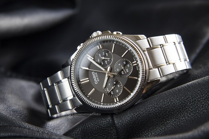 Đồng hồ nam Casio MTP-1375D-1AVDF giá rẻ, thay pin giá rẻ - Ảnh 1