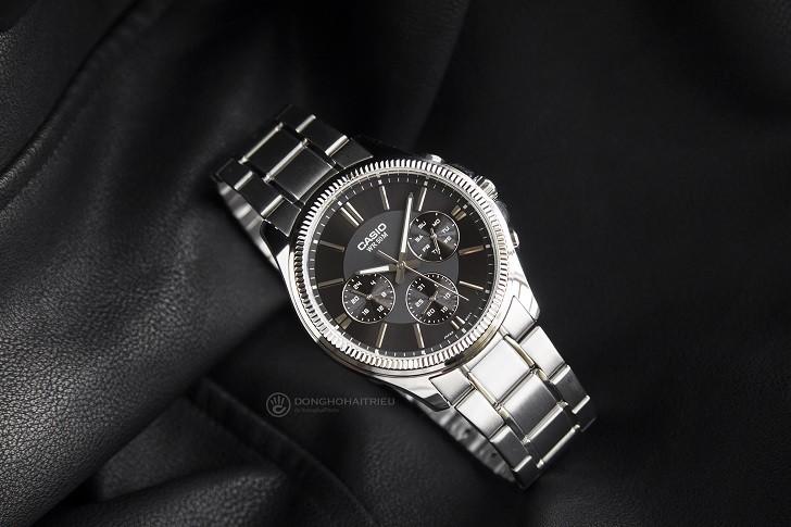 Đồng hồ nam Casio MTP-1375D-1AVDF giá rẻ, thay pin giá rẻ - Ảnh 2