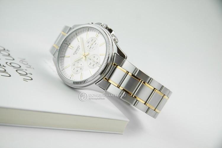 Đồng hồ nam Casio MTP-1375SG-9AVDF tích hợp 3 chức năng phụ - Ảnh: 6
