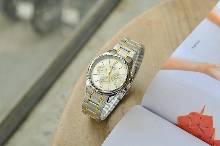 Đồng hồ nam Casio MTP-1375SG-9AVDF tích hợp 3 chức năng phụ - Ảnh: 3