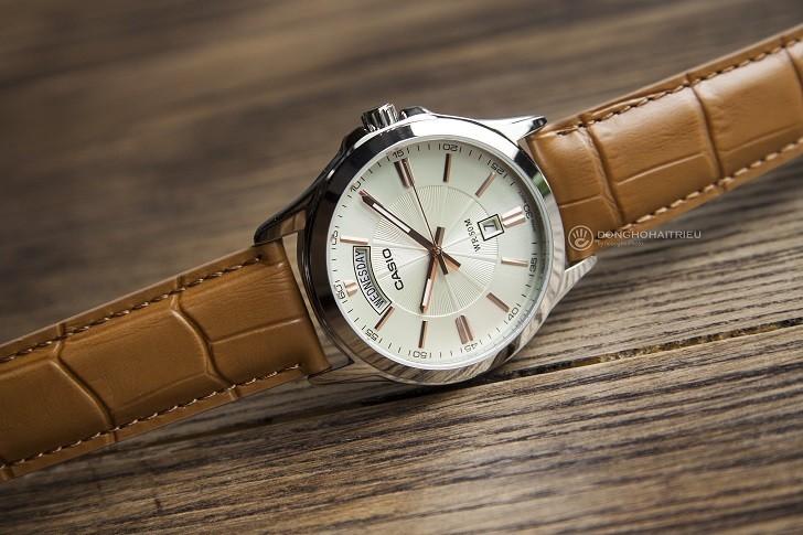 Đồng hồ Casio MTP-1381L-9AVDF giá rẻ, thay pin miễn phí - Ảnh 1