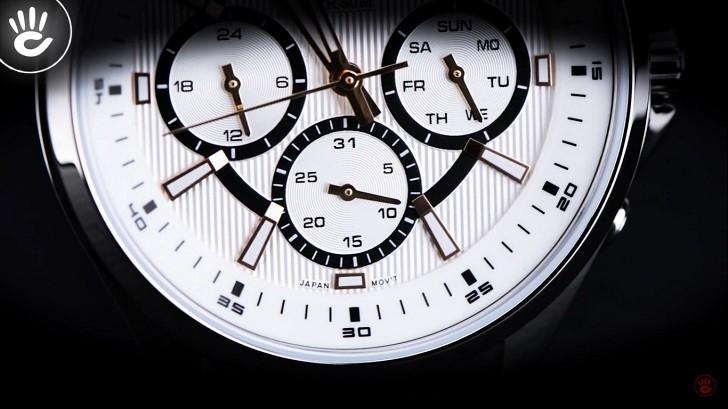 Đồng hồ Casio MTP-E303L-7AVDF đa nhiệm, máy Nhật bền bỉ - Ảnh 3