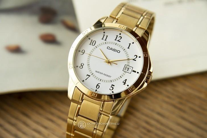 Đồng hồ Casio MTP-V004G-7BUDF giá rẻ, thay pin miễn phí - Ảnh 2