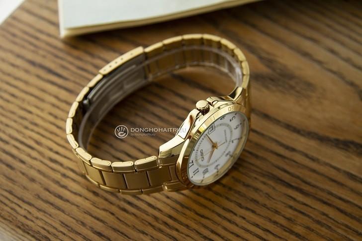 Đồng hồ Casio MTP-V004G-7BUDF giá rẻ, thay pin miễn phí - Ảnh 6