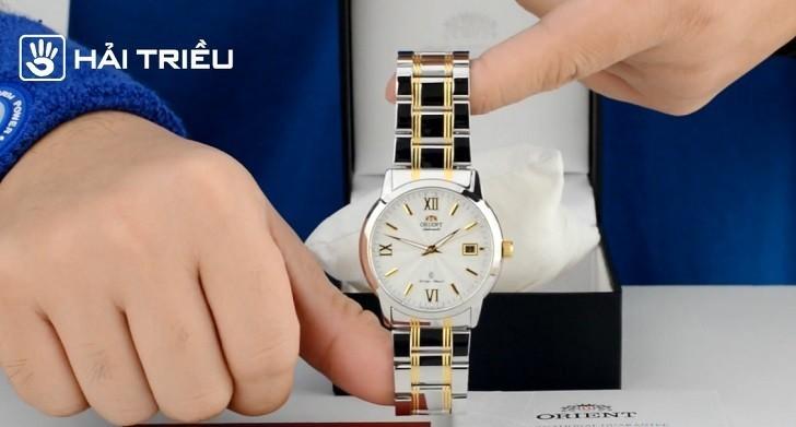Đồng hồ Orient SER1T001W0 bộ máy automatic, trữ cót 40 giờ - Ảnh 1