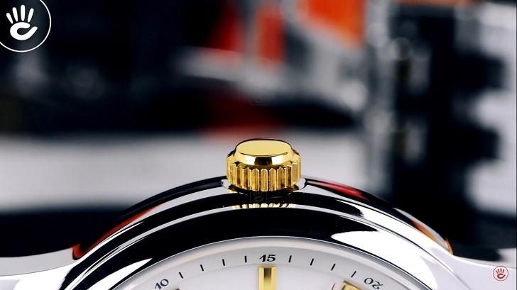 Đồng hồ Orient SER1T001W0 bộ máy automatic, trữ cót 40 giờ - Ảnh 2