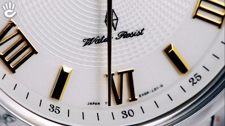 Đồng hồ Orient SER1T001W0 bộ máy automatic, trữ cót 40 giờ - Ảnh 3