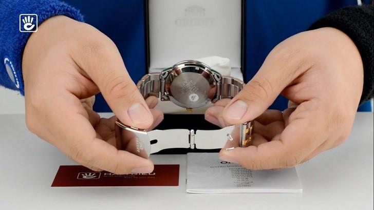 Đồng hồ Orient SER1T001W0 bộ máy automatic, trữ cót 40 giờ - Ảnh 5