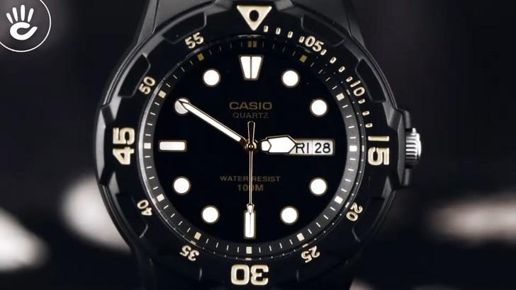 Đồng hồ Casio MRW-200H-1EVDF giá rẻ và thay pin miễn phí - Ảnh 2