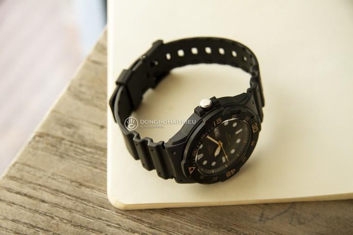 Đồng hồ Casio MRW-200H-1EVDF giá rẻ và thay pin miễn phí - Ảnh 5