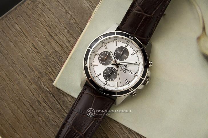 Đồng hồ Casio Edifice EFR-526L-7AVUDF giá rẻ, có chronograph - Ảnh: 2