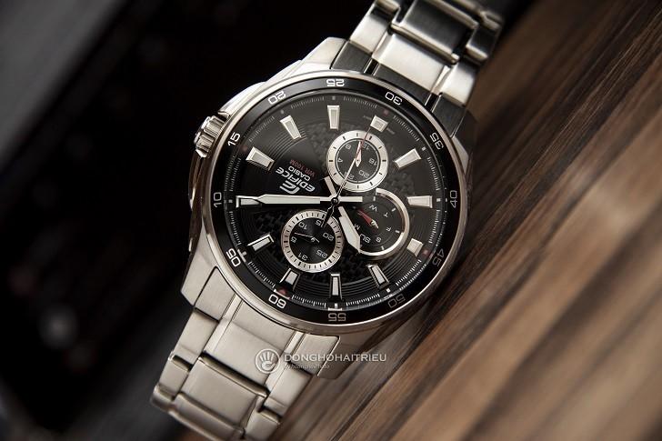 Đồng hồ nam Casio EF-334D-1AVUDF giá rẻ, thay pin miễn phí - Ảnh 3