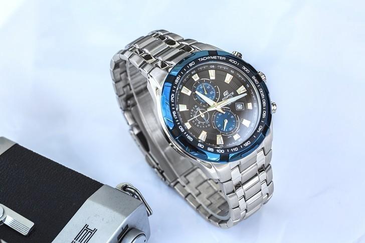 Đồng hồ Casio EF-539D-1A2VUDF giá rẻ, thay pin miễn phí - Ảnh 1