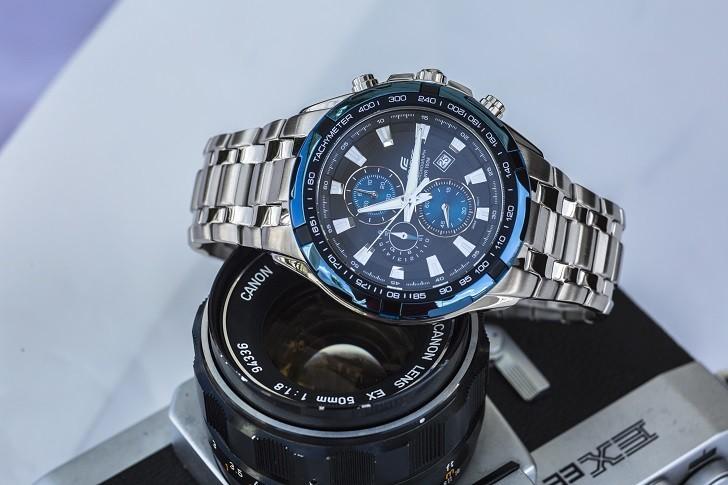 Đồng hồ Casio EF-539D-1A2VUDF giá rẻ, thay pin miễn phí - Ảnh 2