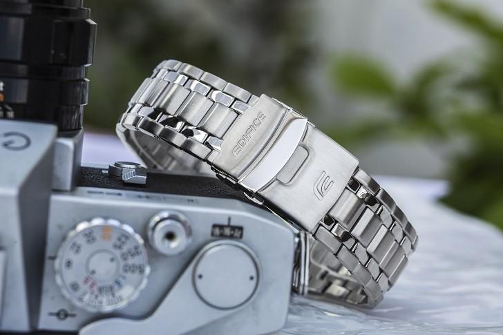 Đồng hồ Casio EF-539D-1A2VUDF giá rẻ, thay pin miễn phí - Ảnh 3