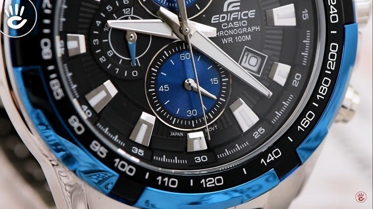 Đồng hồ Casio EF-539D-1A2VUDF giá rẻ, thay pin miễn phí - Ảnh 5