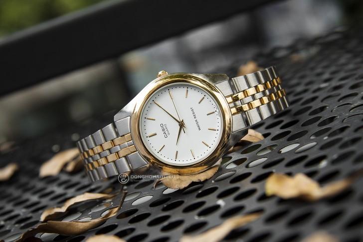 Đồng hồ nam Casio MTP-1129G-7ARDF giá rẻ, thay pin miễn phí - Ảnh 1