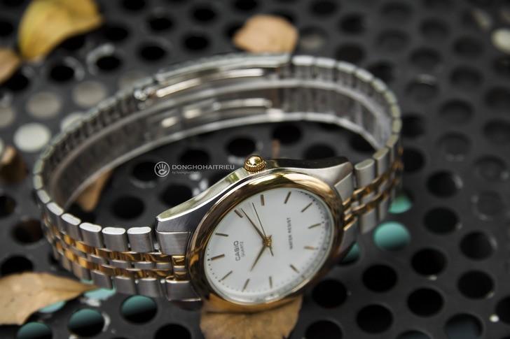 Đồng hồ nam Casio MTP-1129G-7ARDF giá rẻ, thay pin miễn phí - Ảnh 5