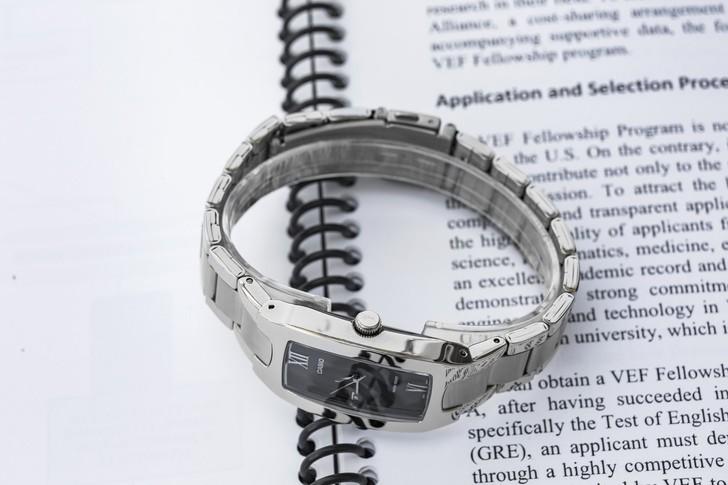 Đồng hồ Casio MTP-1165A-1C2DF giá rẻ, miễn phí thay pin - Ảnh 5